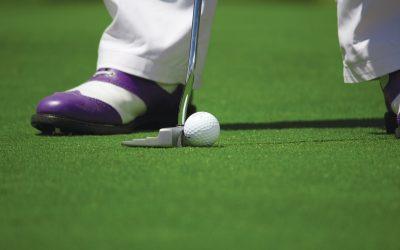La pratique du golf intérieur à la pointe de la technologie