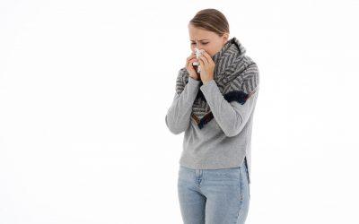 Nos 4 conseils pour éviter d'être malade au travail