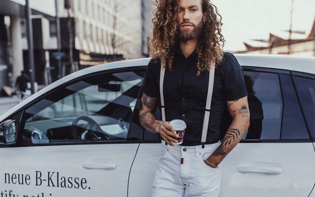 Comment coiffer les cheveux longs des hommes : styles de cheveux longs pour les hommes