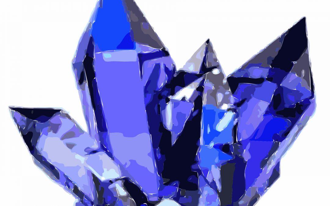 Les cristaux pour votre meilleure peau